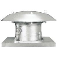 EZD 25/2 B - Axial-Dachventilator Wechselstrom DN 250 EZD 25/2 B