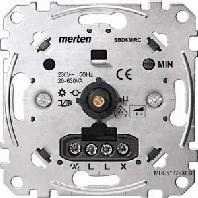 MEG5137-0000 - Drehdimmer-Einsatz f.kap.Last 20-630W MEG5137-0000