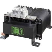 86091 - Einphasen-Trenntrafo 3000VA,400VAC/230VAC 86091
