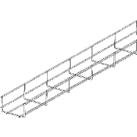 GR 110.600 F (3 Meter) - Gitterrinne GR 110.600 F