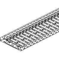 RLV 60.400 (3 Meter) - Kabelrinne sendzimirverzinkt RLV 60.400