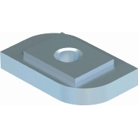 5017 M6 OS VA (100 Stück) - Gleitmutter ohne Schraube VA 5017 M6 OS VA