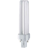 DULUX D26W/827 - Leuchtstofflampe G24D-3 warmweiß DULUX D26W/827