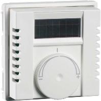 D 450.02 FU-RTR - Raumtemperaturfühler rws mit Solar-Energiesp. D 450.02 FU-RTR
