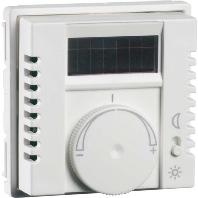 D 450.70 FU-RTR MS - Raumtemperaturfühler alu mit Solar-Energiesp. D 450.70 FU-RTR MS