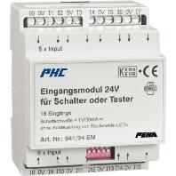 D 941/24 EM - Eingangsmodul 24VDC 16Eingänge D 941/24 EM
