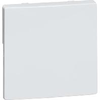 D 95.420.02 - Tastaufsatz 1-fach rws für UP-Empfänger D 95.420.02