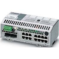 FL SWITCH # 2701466 - Netzwerk Switch SMCS 14TX/2FX-SM FL SWITCH 2701466