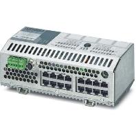 FL SWITCH SMCS 16TX - Netzwerk Switch 16 RJ45-Ports FL SWITCH SMCS 16TX