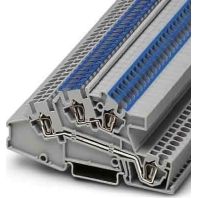 STI 2,5-L/N - Installations-Etagenklemme STI 2,5-L/N