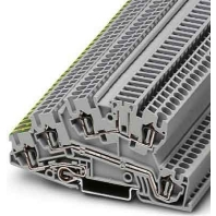 STI 2,5-PE/L/TG - Installations-Etagenklemme STI 2,5-PE/L/TG