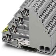 ST 4-PE/3L - Installations-Etagenklemme ST 4-PE/3L