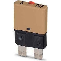 Phoenix Contact TCP 5-DC32V Thermische aardlekschakelaar TCP 5-DC32V