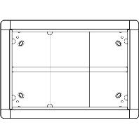 1881630 - Portier UP-Rahmen tit 6-fach 1881630