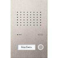 RGE1810225 - Türstation Pur Edelstahl Acero Audio, 2WE RGE1810225