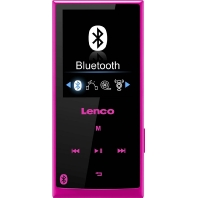 XEMIO760 BT pink (5 Stück) - MP3-Player mit Bluetooth 8GB,pink XEMIO760 BT pink