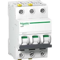 A9F04306  - LS-Schalter 3P 6A C IC60N A9F04306