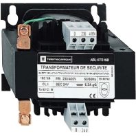 ABL6TS16U - Sicherheits-/Trenntrafo 1x230 V, 160VA ABL6TS16U