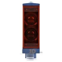XUX1ARCNT16 - Reflex-Lichtschranke Sender/Empfänger XUX1ARCNT16
