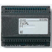 ETC 602-0 - Etagen-Controller im Schalttafelgeh. ETC 602-0