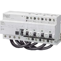 5SU1674-7AK81 - FI/LS-Schutzeinrichtung C,100A,4p,300mA,10kA 5SU1674-7AK81
