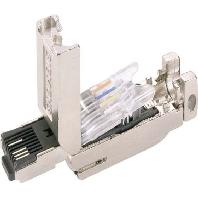 6GK19011BB102AB0 V10 - Steckverbinder 180Grad Kabelabgang 6GK19011BB102AB0 V10