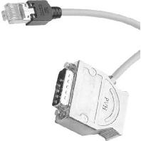 6XV1850-2EE50 - Industrial-EtherNet-Kabel ITP 15pol,RJ45,0,5m 6XV1850-2EE50