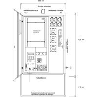 AVEV 80/21-6 - Anschluss-Verteiler AVEV 80/21-6