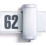 L 625 LED - Sensor-Leuchte LED 8W+1W IP44 L 625 LED