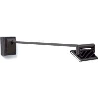 XLED FL 100 sw - LED-Strahler 25W 9 LEDs IP44 XLED FL 100 sw