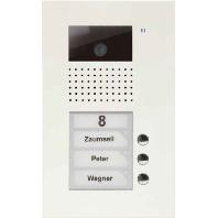 AVU14030-0019 - Video color Außenstation V PUK 3 Tasten 1-spalt AVU14030-0019