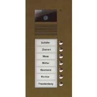 AVU14070-0012 - Video color Außenstation V PUK 7 Tasten 1-spalt AVU14070-0012