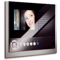 IVW3012-0210 - Video color Innenstation skyline UP silber IVW3012-0210