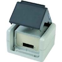 H82000A0012 - Anschlussdose IP44 AP für 1xSC-D Kupplung H82000A0012