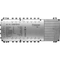 MS912NG - Multischalter mit Netzteil MS912NG