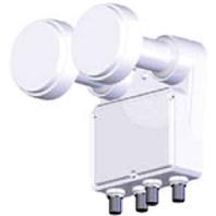SPU 24 MF - Monoblock-Speisesystem Quad 23mm 0,3dB SPU 24 MF
