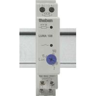 LUNA 108 E - Dämmerungsschalter m. Einbaufühler LUNA 108 E