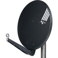 FESAT 85 HQ sgr - Offset-Parabolreflektor mit Masthalterung FESAT 85 HQ sgr
