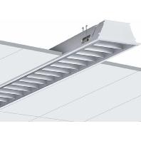 Enterio M39 RMV 135E - Einbauleuchte Spiegelraster matt Enterio M39 RMV 135E