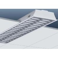 Enterio M46 RMV 228E - Einbauleuchte Spiegelraster matt Enterio M46 RMV 228E