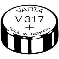V 317 Stk.1 - Uhren-Zelle 1,55/12/Silber V 317 Stk.1