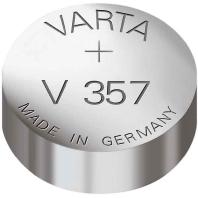V 357 Stk.1 - Uhren-Zelle 1,55/145/Silber V 357 Stk.1