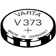 V 373 Stk.1 - Uhren-Zelle 1,55/23/Silber V 373 Stk.1