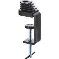 TK 1/70/T sw - Tischklemme 0-70 mm tiefschwarz TK 1/70/T sw