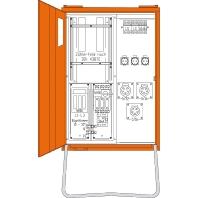 WAV0100 - Anschlussverteiler 24kVA 1 Zählerplatz WAV0100