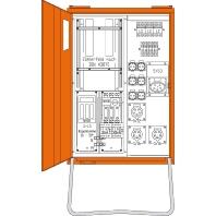 WAV0170 - Anschlussverteiler 1x63/1x32/2x16/6xS WAV0170