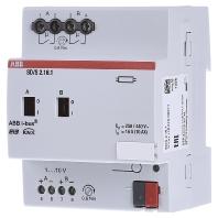 SD/S2.16.1  - Schalt/Dimmaktor 2-fach, 16A, REG SD/S2.16.1 - Aktionspreis