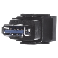 917.120 - Keystone Modul sw USB A/A 3.0 917.120