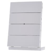 75164599 - Tastsensor 4fach Komfort polarweiß 75164599 - Aktionspreis