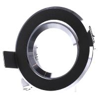 0064.00 - Einbau-Downlight GX5,3 50W sw/alu 0064.00